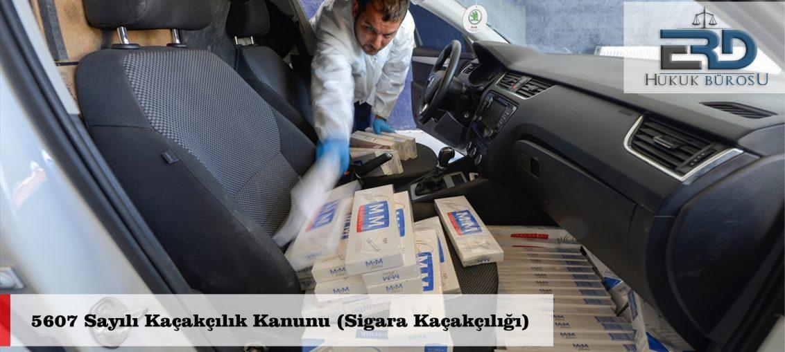 Sigara Kaçakçılığı